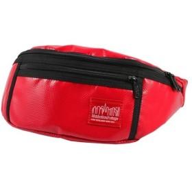 マンハッタンポーテージ(Manhattan Portage) ALLEYCAT(アレイキャット) WAISTBAG ウエストバッグ MP1101 メンズ レディース RED 鞄 カバン バッグ