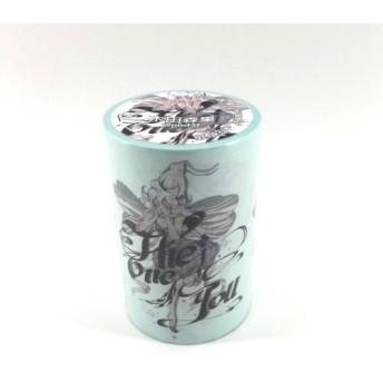 299 /花言葉花の花/マスキングテープ/木田森果wood3f