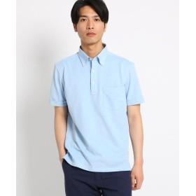 THE SHOP TK(Men)(ザ ショップ ティーケー(メンズ)) 【吸水速乾】ビズポロシャツ