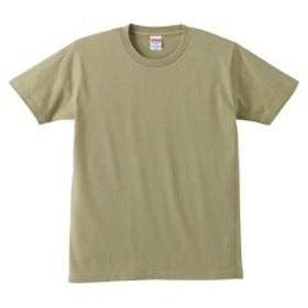 5.0オンス レギュラーフィットTシャツ(アダルト) カラー [カラー:サンドカーキ] [サイズ:L] #5401-01C-537スポーツ・アウトドア