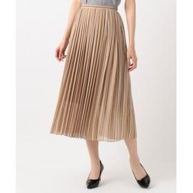 ICB Multi Stripe プリーツスカート