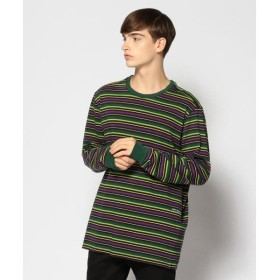TOMORROWLAND / トゥモローランド POP TRADING COMPANY NAGEL STRIPE L/S