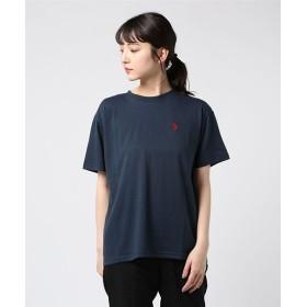 [マルイ]【セール】ユーエスポロ別注ワンポイントTシャツ/ウィゴー(レディース)(WEGO)