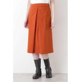 ヒューマンウーマン(HUMAN WOMAN)/パッカブル撥水スカート