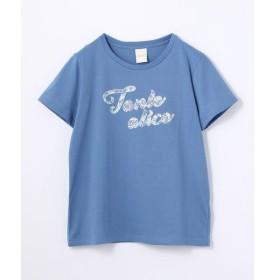 TOMORROWLAND / トゥモローランド コットンジャージー ロゴTシャツ(TANTE ALICE)