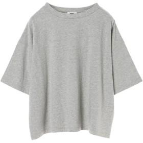【5,000円以上お買物で送料無料】・オーガニックコットンオーバーサイズTシャツ