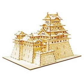 エーゾーン Wooden Art ki-gu-mi 姫路城