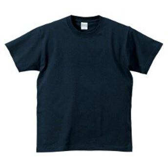 5.6オンス ハイクオリティーTシャツ(キッズ) カラー [カラー:ネイビー] [サイズ:110] #5001-02C-86スポーツ・アウトドア