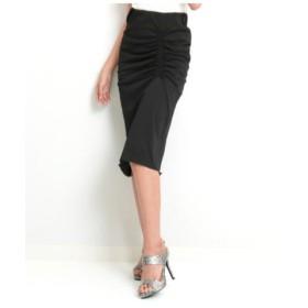anap Latina サイドギャザーデザインナロースカート