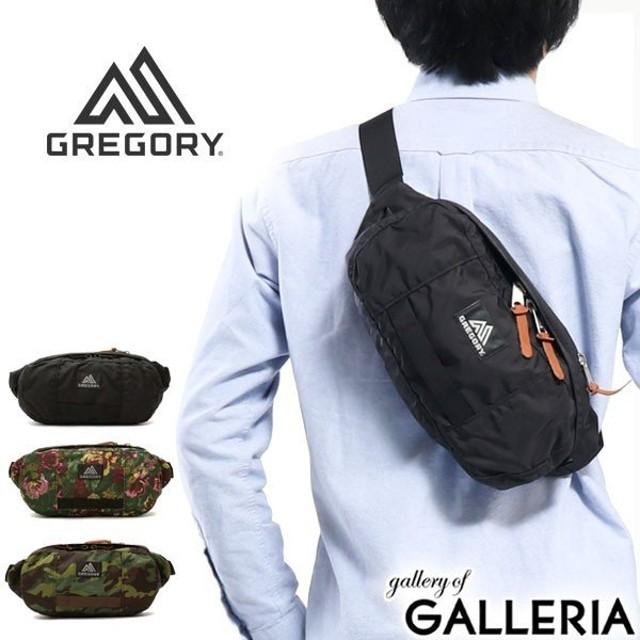 グレゴリー GREGORY ウエストバッグ CLASSIC ボディバッグ HARD TAIL メンズ レディース