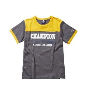 【champion】半袖Tシャツ(男の子 子供服 ジュニア服) Tシャツ・カットソー