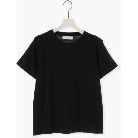 【6,000円(税込)以上のお買物で全国送料無料。】リンクジャガードTシャツ レディース