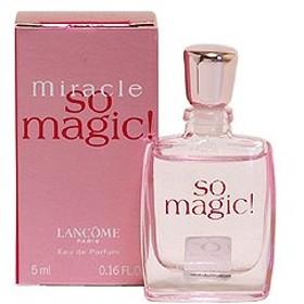 ランコム LANCOME ミラク ソー マジック! ミニ香水 EDP・BT 5ml 香水 フレグランス MIRACLE SO MAGIC!