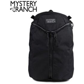 ミステリーランチ MYSTERY RANCH アーバンアサルト リュック バッグ バックパック メンズ レディース 18L URBAN ASSAULT18 ブラック 黒 19761287