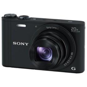 SONY DSC-WX350-B Cyber-shot(サイバーショット) [デジタルカメラ (1820万画素)]