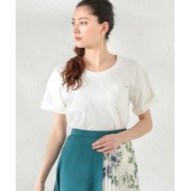 (LOVELESS/ラブレス)【LOVELESS】WOMEN はっ水ポケットTシャツ/レディース ホワイト2