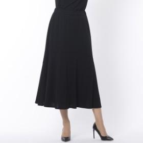 リリアンビューティー(Liliane Burty)/ジョイクール 切替フレアースカート【大きいサイズ】