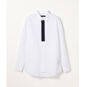 TOMORROWLAND / トゥモローランド コットンブロード レギュラーカラーシャツ