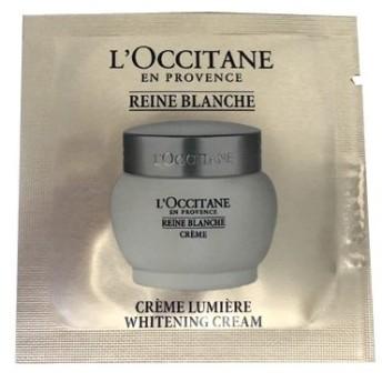 定形外送料無料 ロクシタン L'OCCITANE レーヌブランシュ ホワイトインフュージョンジェルクリーム 7.5mL(ミニサイズ)