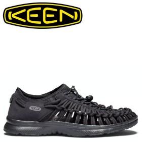 キーン KEEN ユニーク サンダル スポーツサンダル メンズ UNEEK O2 ブラック 黒 1018709