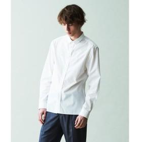 TOMORROWLAND / トゥモローランド パイピング レギュラーカラーシャツ