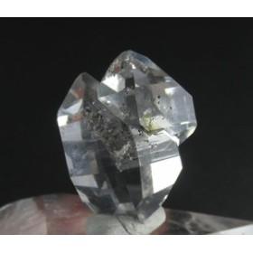 ハーキマーダイヤ'スピリチュアルな光が凝固し顕現した石'har079