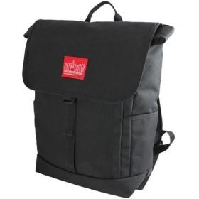 マンハッタンポーテージ(Manhattan Portage) Washington SQ Backpack ワシントンスクエア バックパック MP1220 BLACK メンズ レディース 通勤通学 リュック
