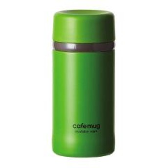 水筒 カフェマグ アンティークマグボトル 200ml グラスグリーン