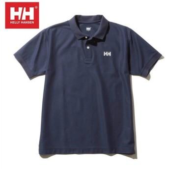 ヘリーハンセン HELLY HANSEN ポロシャツ メンズ ショートスリーブ HHロゴポロ HH31901 HB