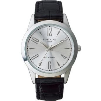 4560159970372 ファイブナイン メンズ腕時計 ホワイト文字盤 (包装・のし可)
