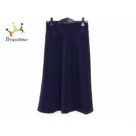 マルティニーク martinique スカート サイズ2 M レディース ダークネイビー 新着 20190523