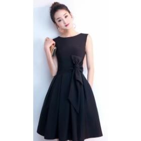 大きいサイズ イブニングドレス フォーマル シンプル シック ワンピース