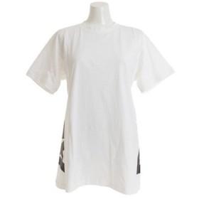 アディダス(adidas) ID 半袖 サイドCAPリニア グラフィック Tシャツ FTK29-DV0750 (Lady's)