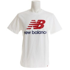 【Super Sports XEBIO & mall店:トップス】エッセンシャル スタックドロゴ Tシャツ AMT91546WT