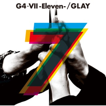 GLAY/G4・VII-Eleven-(G4・VDemocracy 2019セブン-イレブン限定盤/CD+DVD)