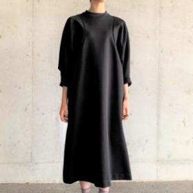 riddlemma スウェットドレス 19020  black size:1