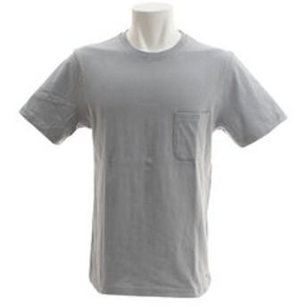 【Super Sports XEBIO & mall店:トップス】【オンライン特価】ポケット付き 半袖Tシャツ CH2BS9010 GRYH