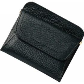 良品工房 日本製牛革財布 ブラック 良品工房 装身具 財布 財布セット B6111-28(代引不可)