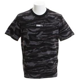 【Super Sports XEBIO & mall店:トップス】【ゼビオグループ限定】 SB AOP 半袖Tシャツ 845073 01 BLK
