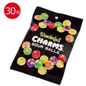 チャームス サワーボールキャンディ 30袋