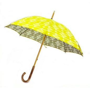 <小宮商店> 伊砂文様晴雨兼用長傘 999357-51 メバエ 【三越・伊勢丹/公式】