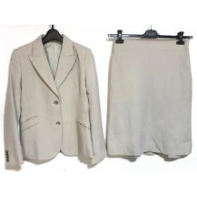 ユナイテッドアローズ UNITED ARROWS スカートスーツ サイズ38 40 レディース アイボリー【中古】