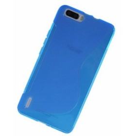 Huawei honor6 Plus TPU グリップカバー ケース スマホケース ファーウェイ SIMフリー スマートフォン 楽天モバイル 薄型 軽量 滑止め加