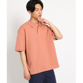 THE SHOP TK(Men)(ザ ショップ ティーケー(メンズ)) ビッグシルエットポロシャツ