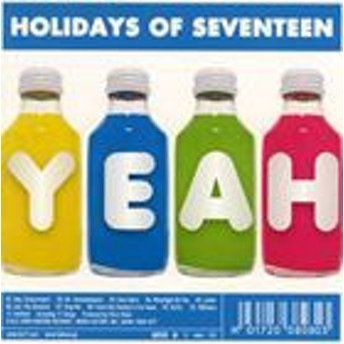 [CD] HOLIDAYS OF SEVENTEEN/YEAH