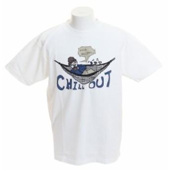 クリフメイヤー(KRIFF MAYER)チルアウトTシャツ [HOLIDAY] 1919915-1-WHT (Men's)