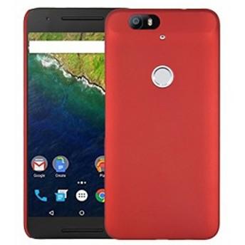2点セットGoogle Nexus6P ハードケース Softbank Nexus 6P ネクサス 6ピー SIMフリー 5.7インチ 対応 Slim Design Cover Case 薄型軽量