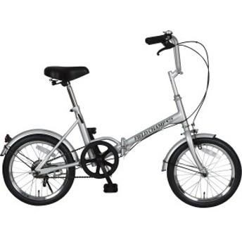 【送料無料】2411696000386 フィールドチャンプ365 16型折りたたみ自転車