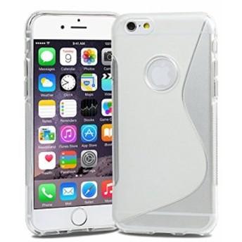 Apple iPhone6 Plus 5.5inch TPU グリップ カバー ケース アイフォン iPhone 6 5.5 インチ 対応 薄型 軽量 24g 滑止め加工 ソフトフ