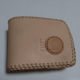 ハーフウォレット(二つ折り財布)